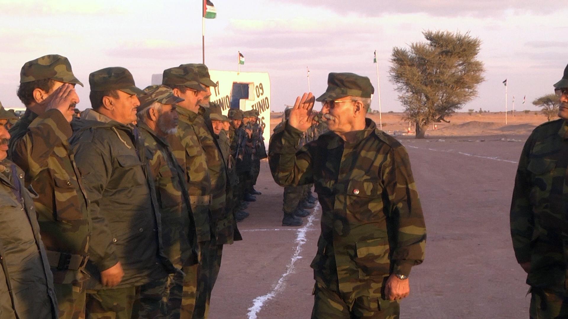 """Brahim Gali: """"La guerra la anunció Marruecos con la violación al alto el fuego en el Sahara Occidental"""""""