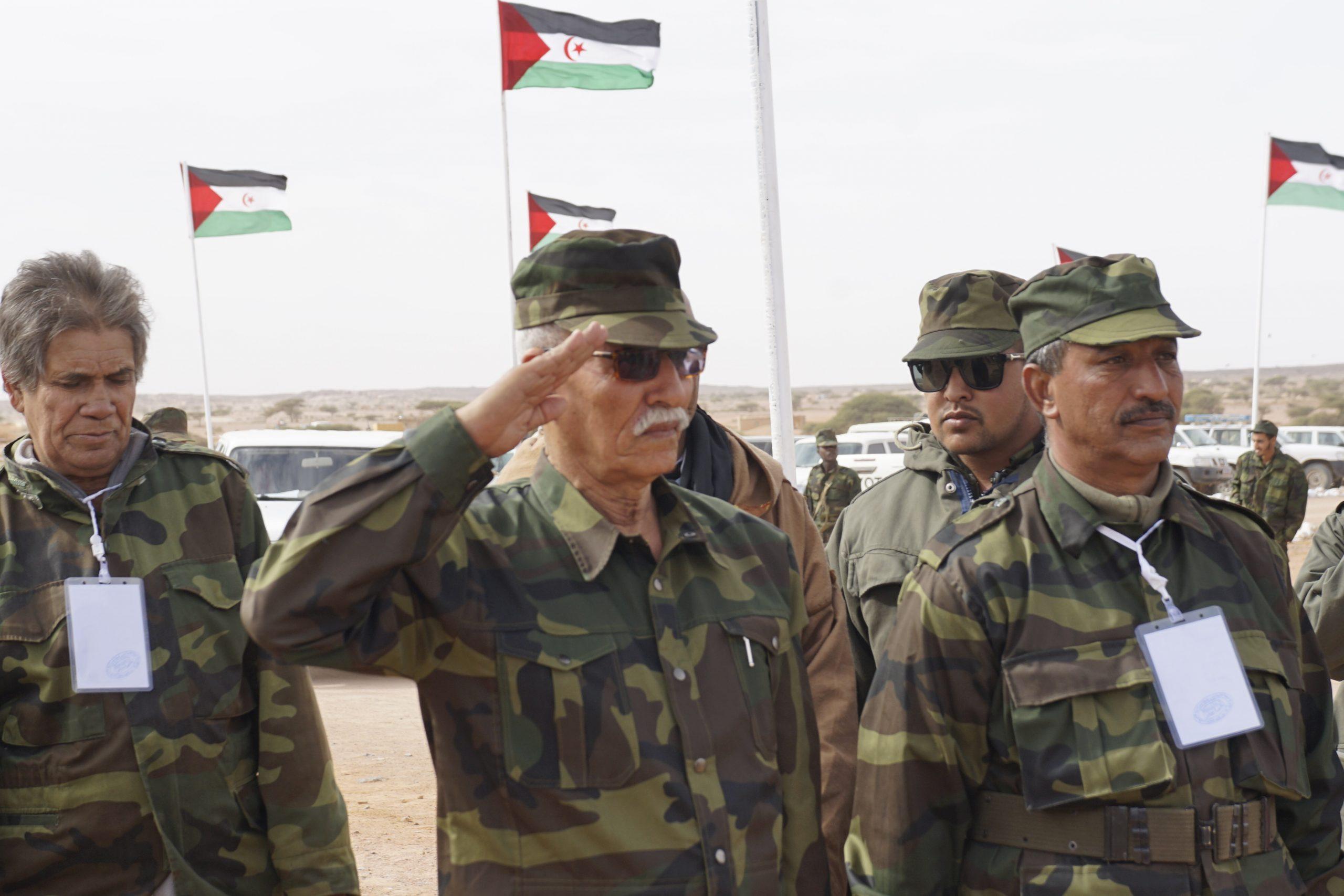 Presidente Brahim Gali anuncia el fin del compromiso con el alto el fuego