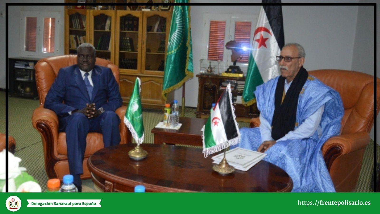 """La Unión Africana reafirma que el plan ONU-OUA/UA es el único """"marco"""" para una solución en el Sahara Occidental"""
