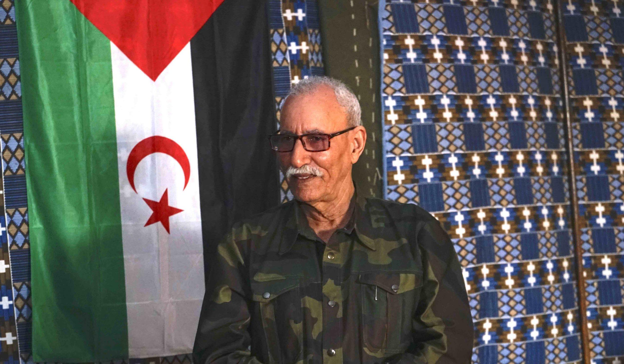 Presidente de la RASD, Brahim Gali