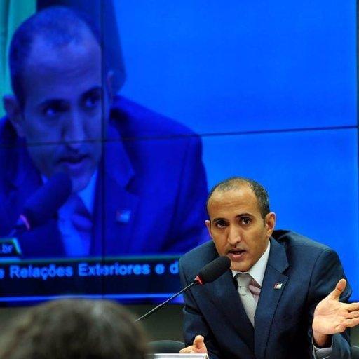 Delegación saharaui en Andalucía Mohamed Zrug