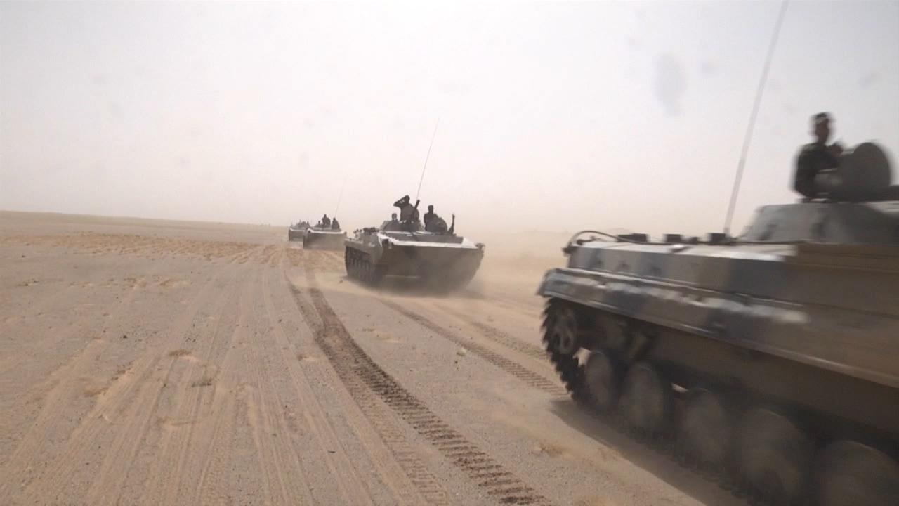 Resumen del 7º parte de guerra en el Sahara Occidental