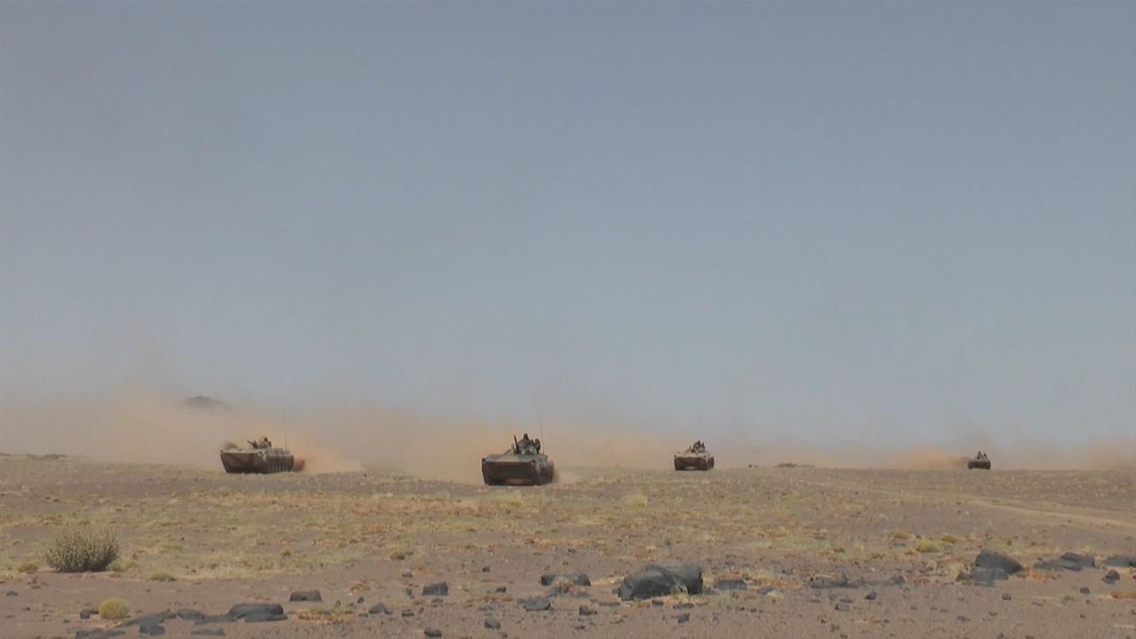 Resumen del 9º parte de guerra en el Sahara Occidental