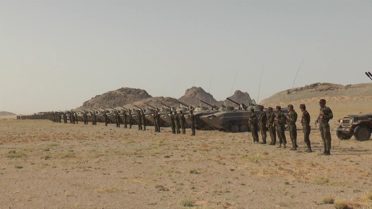 Resumen del 6º parte de guerra en el Sahara Occidental