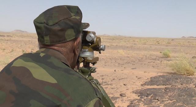 Resumen del 11º parte de guerra en el Sahara Occidental