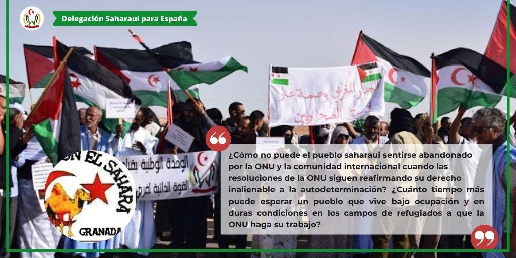 Manifiesto de la  ASOCIACIÓN GRANADINA DE AMISTAD CON LA R.A.S.D.