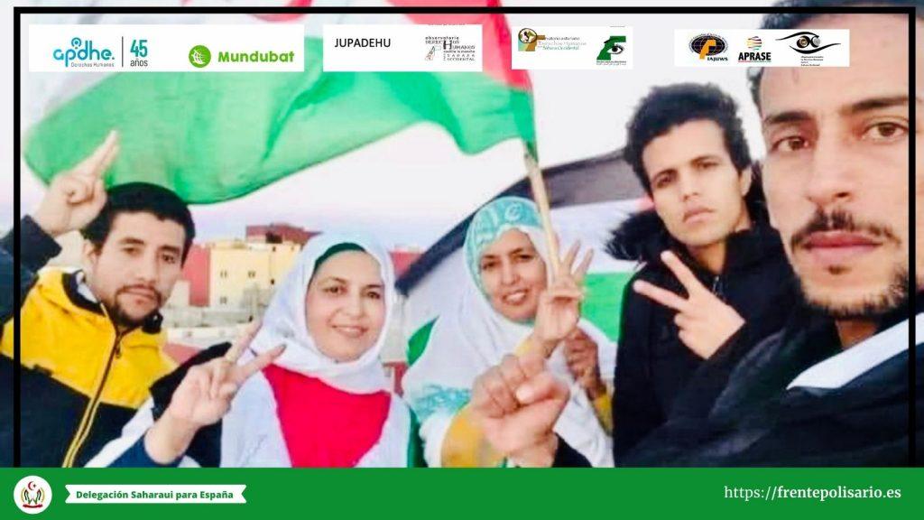 Juristas y organizaciones de DDHH denuncian la grave situación en las zonas ocupadas del Sahara Occidental (COMUNICADO)