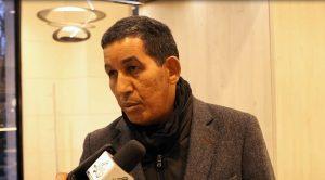 Abdulah Arabi Delegado Saharaui para España
