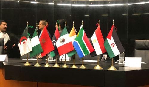 EUCOCO:  Taller de apoyo a la consolidación del Estado Saharaui